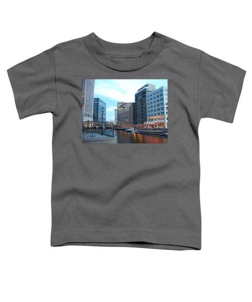 Milwaukee River Walk Toddler T-Shirt
