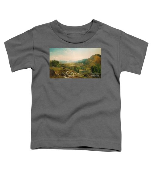 Minding The Flock Toddler T-Shirt