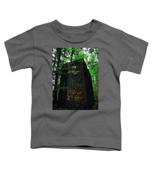 Mine 8 Matrix Toddler T-Shirt