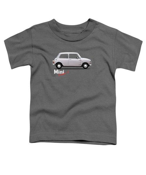 Mini Cooper S 1968 Toddler T-Shirt