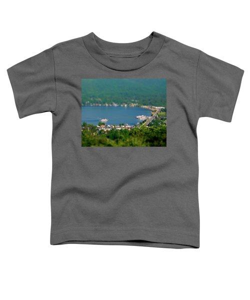 Mini-ha-ha Toddler T-Shirt