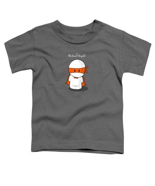 Mini Super Hero Toddler T-Shirt