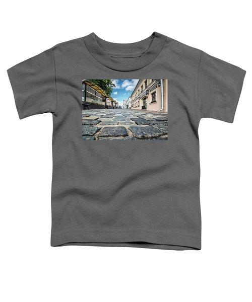 Minsk Old Town Toddler T-Shirt