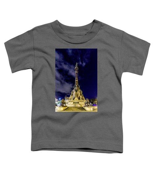Mirador De Colom Toddler T-Shirt