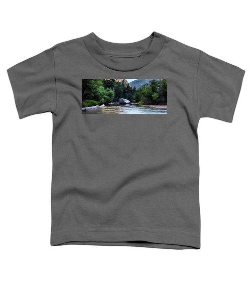 Mirror Lake- Toddler T-Shirt