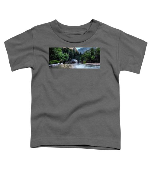 Mirror Lake- Toddler T-Shirt