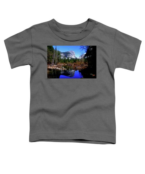 Mirror Lake Toddler T-Shirt