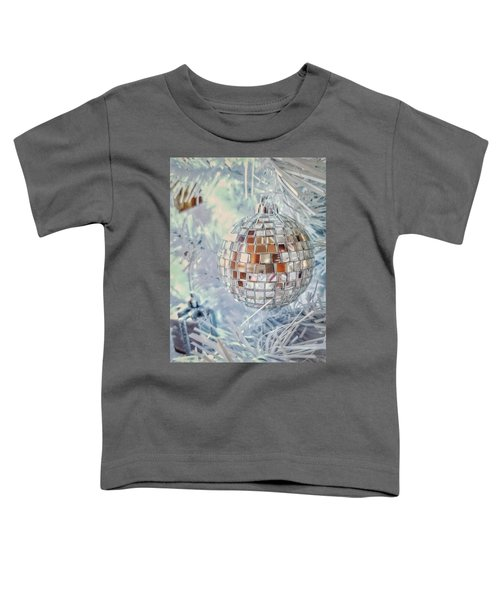 Mirror Tree Ornament Toddler T-Shirt