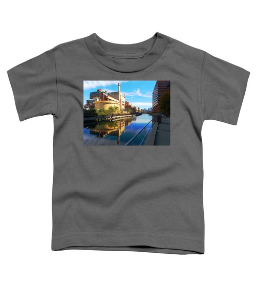Mirrored Toddler T-Shirt
