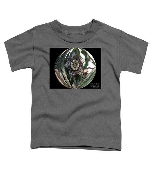 Captured Carrion Succulent Toddler T-Shirt