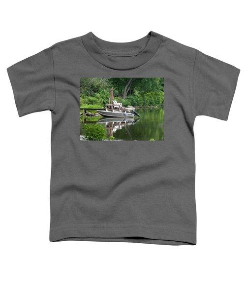 Mirrored Journey Toddler T-Shirt