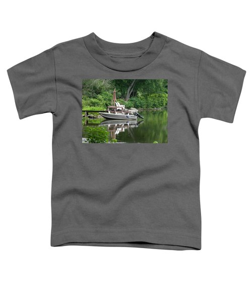 Mirrored Journey Toddler T-Shirt