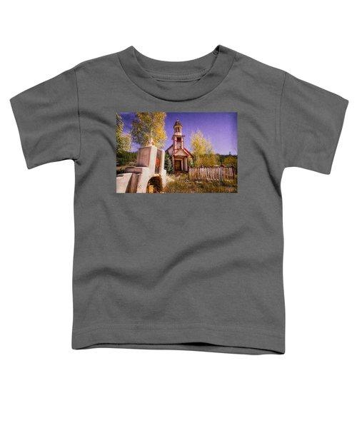 Mission Toddler T-Shirt