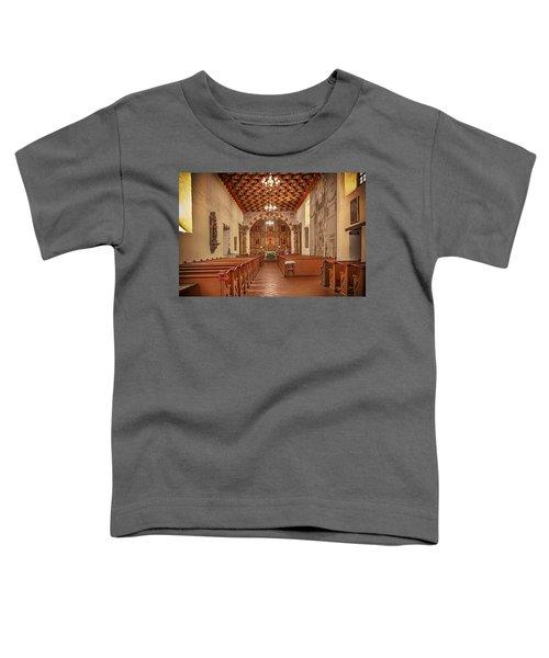 Mission San Francisco De Asis Interior Toddler T-Shirt