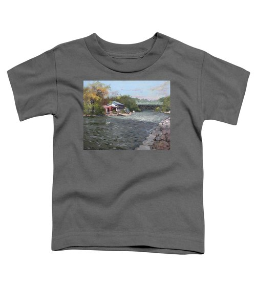 Mississauga Canoe Club Toddler T-Shirt