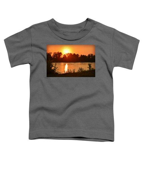Missouri River In St. Joseph Toddler T-Shirt