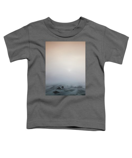 Mist Over The Third Stone From The Sun Toddler T-Shirt