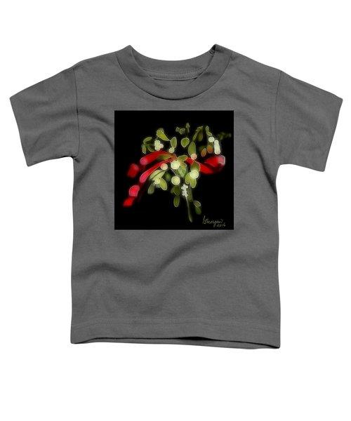 Mistletoe  Toddler T-Shirt
