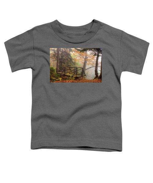 Misty Forest Toddler T-Shirt