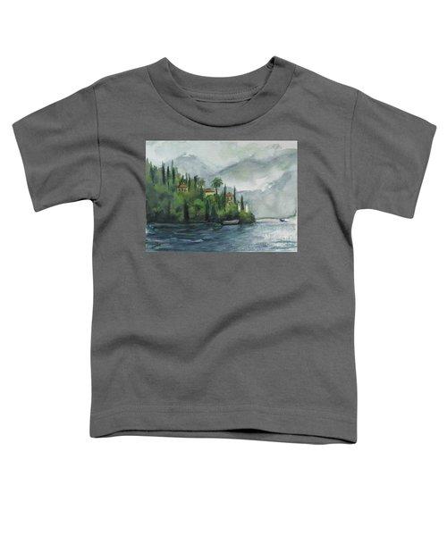 Misty Island Toddler T-Shirt