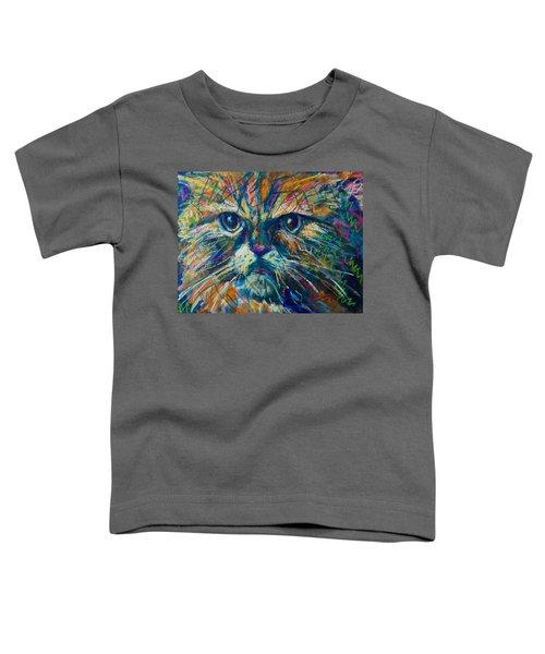 Mixed Feelings Toddler T-Shirt