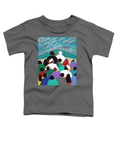 Mlk Called To Serve Toddler T-Shirt
