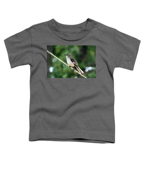 Mockingbird On Rope Toddler T-Shirt