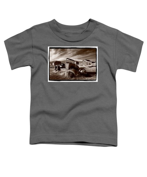 Model A Bodie Toddler T-Shirt