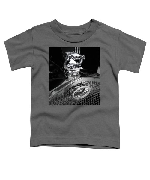 Model A Quail Toddler T-Shirt