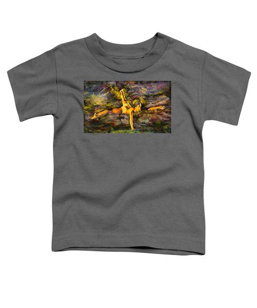 Modern Jazz Toddler T-Shirt