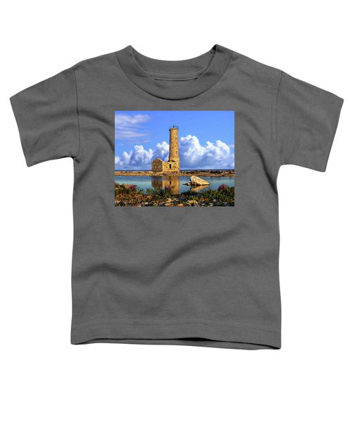 Mohawk Island Lighthouse Toddler T-Shirt