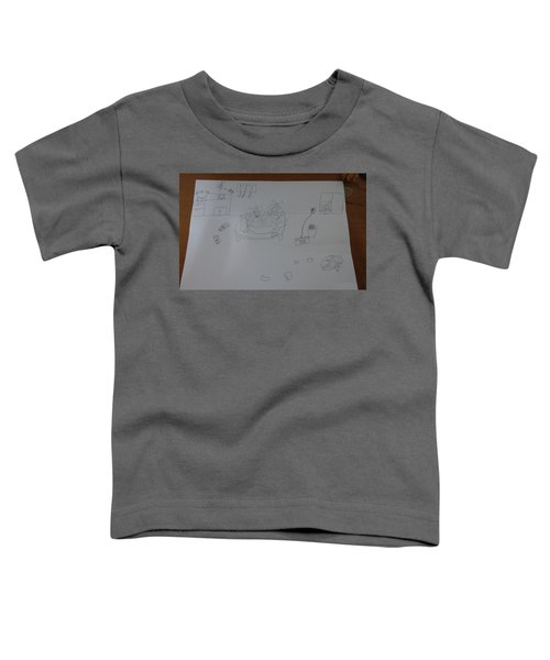 Mold Party Toddler T-Shirt