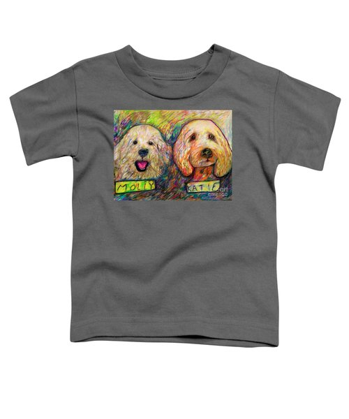 Molly And Katie Toddler T-Shirt