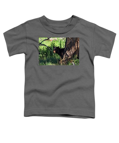 Mom, Where Are You Toddler T-Shirt