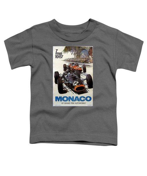 Monaco 67 Toddler T-Shirt