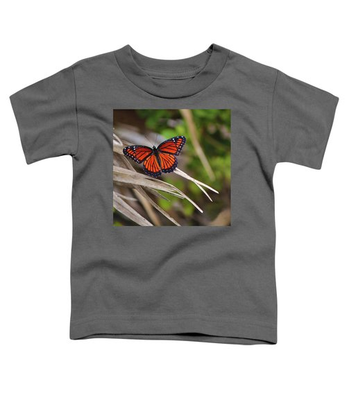 The Monarch  Toddler T-Shirt