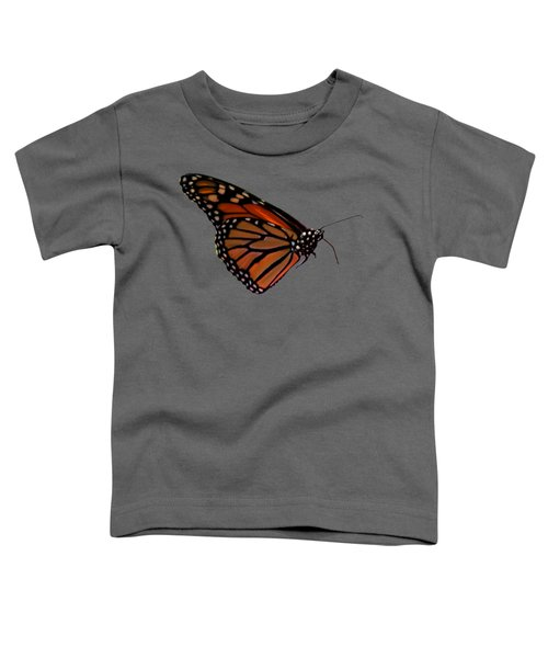 Monarch Butterfly No.41 Toddler T-Shirt by Mark Myhaver
