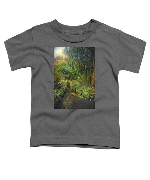 Monets Paradise Toddler T-Shirt