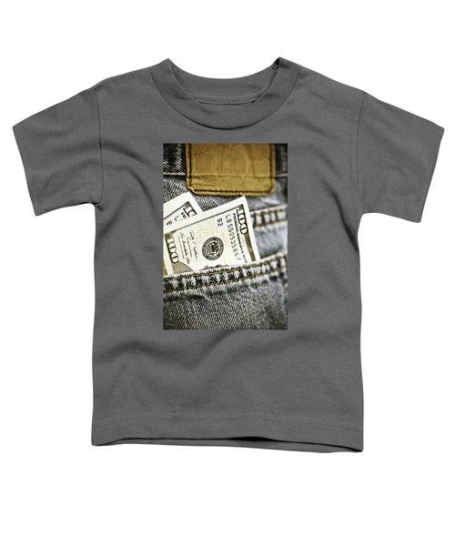Money Jeans Toddler T-Shirt