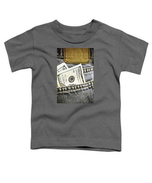 Money Jeans Toddler T-Shirt