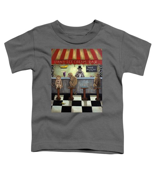 Monkey Business Toddler T-Shirt