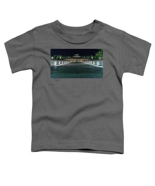 Monona Terrace Toddler T-Shirt
