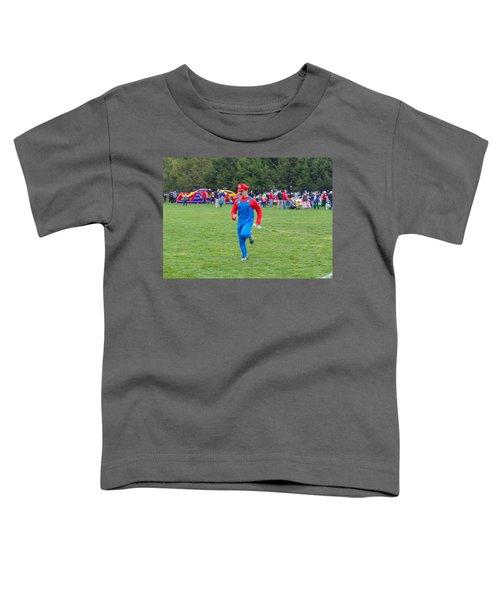 Monster Dash 12 Toddler T-Shirt
