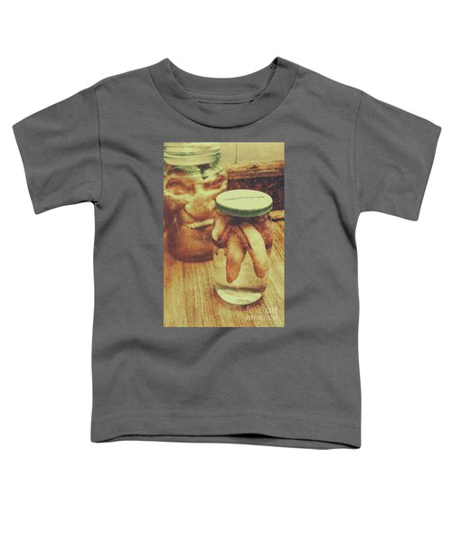 Monster Mementoes And Trophies Toddler T-Shirt