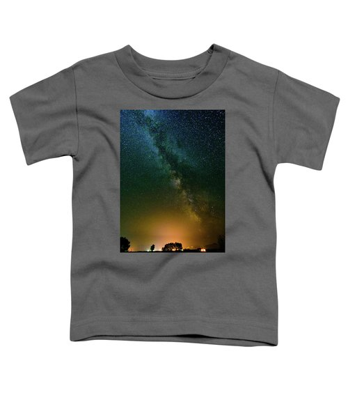 Montana Night Toddler T-Shirt