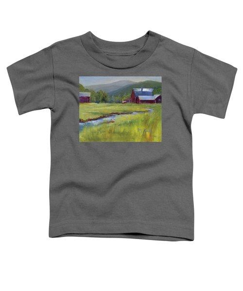 Montana Ranch Toddler T-Shirt