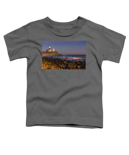 Montauk Lighthouse Toddler T-Shirt