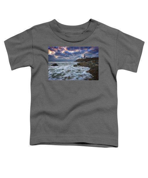 Montauk Morning Toddler T-Shirt