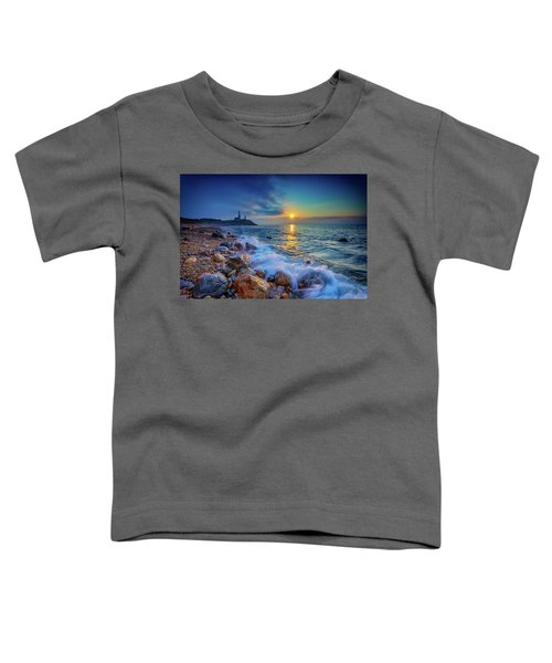 Montauk Sunrise Toddler T-Shirt