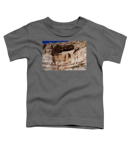 Montezuma Castle Toddler T-Shirt